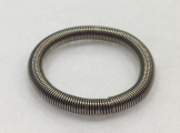 Garter Spring Close Wound with Tapered End Assembled