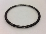 Garter Spring with Pitch and Tapered End Assembled